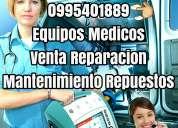Ofrecemos equipos medicos para hospitales y clinicas en general