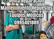 Vendo instrumentos medicos para las diferentes especialidades de medicos en general con soporte