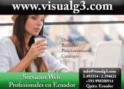 paginas web para agencias de viajes ::posicionamiento web