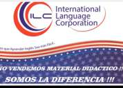 "Ilc ""international language corporation"" aprender inglÉs nunca fue tan facil"