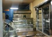 Venta panaderia en pelileo totalmente equipada 14000 negociables