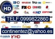 380 canales mas 4 de adultos por 13 dolares mensual
