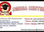 Clases matemÁtica, fÍsica, cÁlculo, estadÍstica, preuniversitario 0981165061