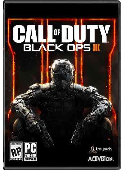Black ops 3 pc Original (Tarjeta Código para Steam)