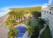 Alquiler suite departamento resort makana