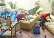 022424653 lavado y desinfección de alfombras, muebles, sillas, butacas y paneles 0995332727