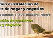 Gran promoción en reparación, lavado y venta de persianas verticales y horizontales 0995332727
