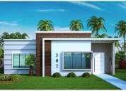Su casa lista para vivir en su terreno desde 13.500,00