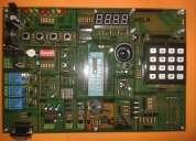 Fabricación circuitos impresos, transformadores, teclados