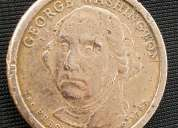 Moneda de 1 dolar 1789-1797