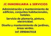 Administracion y mantenimiento de edificios