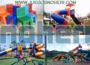 Juegos Exterior Infantiles Noheri SA