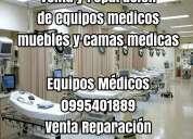 Venta y reparacion de equipos medicos muebles y camas medicas