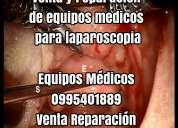 Venta y reparacion de equipos medicos para laparoscopia