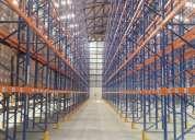 Venta de racks industriales, perchas, sistemas de almacenaje