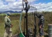 Perforacion de pozos para agua