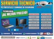 Servicio tecnico de computadoras y portatiles