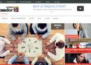 Aprende a diseñar sitios web espectaculares con wordpress
