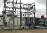 Ingeniero eléctrico potencia