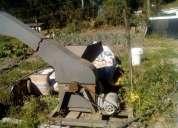 Vendo maquina  picadora de pasto caño palmito