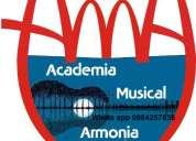 academia de mÚsica dicta clases de todo instrumento musical