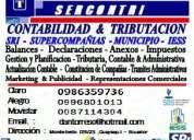 Servicio tributario & contable