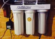 Purificador con ultravioleta (4 etapas) cp3