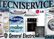 servicio tecnico de lavadoras secadoras a domicilio 0998630246