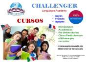 Challenger languages academy