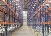 Venta de perchas metalicas, racks, sistemas de almacenaje de mercaderia
