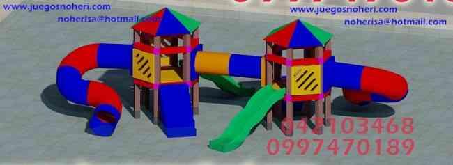 Juegos Plástico Infantiles Noheri SA