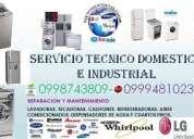 Calefones sangolqui reparacion lavadoras secadoras refrigeradors cocinas tingo san rafael 0998743809