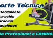 Servicio tecnico. caminadoras. ejercitadores. multifuerzas. inf. 0992055930