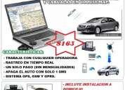 Rastreo satelital para auto