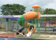Juegos, parque acuáticos infantiles noheri sa