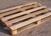 Palets de madera en eucalipto alta resistencia y durabilidad