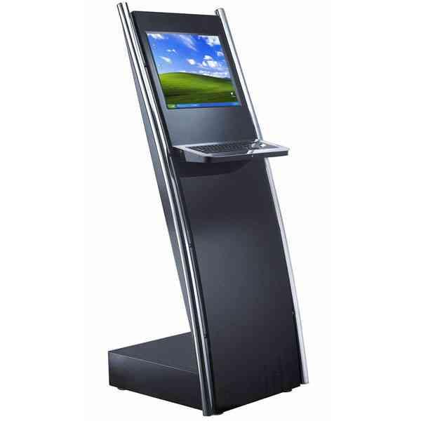 Kioscos interactivos digitales de publicidad