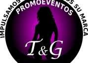 promotoras y modelos venezolnas