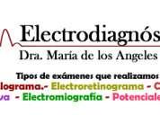 Electroretinograma dra. marìa de los Ángeles vallejo - quito