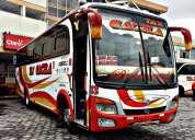 Bus interprovincial hino fg 2010