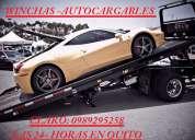 Servicio de gruas / autocargables / winchas / 0999846806 en quito