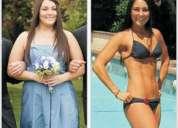 Pierde peso, siéntete bien y luce más joven!