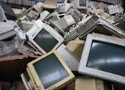 Compro chatarra metálica, maquinarias industriales, chatarra electrónica, quito-guayaquil