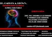 Dr. carlos leÓn vivanco esp. neurÓlogo