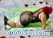 Natacha gordita escort hermosa y complaciente llámame 0999835400