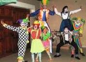 Animamos tus fiestas infantil, 15 años, matrimonios, bautizos con las horas locas