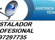 Instalacion, orientacion y servicio tecnico antenas de directv, tvcable, cnt y mas 0997297735