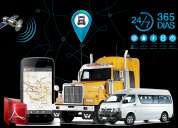 Sistema de  monitoreo y rastreo satelial gps para su vehiculo