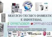 Reparacion 0999481023 cumbaya de calefones lavadoras secadoras refrigeradoras cocinas tumbaco tanda.