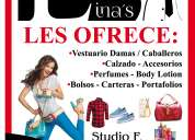 Lina´s boutique lo mejor en ropa y accesorios, esmeraldas!